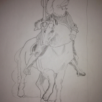 Disegno Cavaliere
