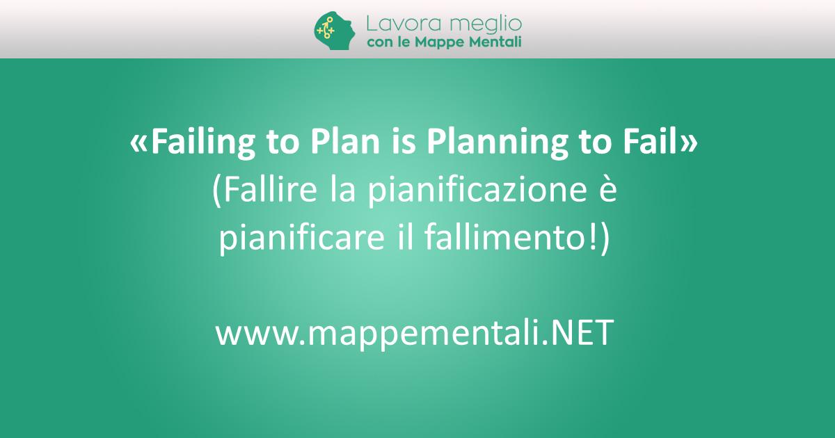 04 Failing to Plan